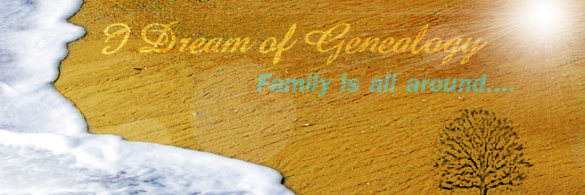 I Dream of Genealogy Search For Family